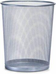 Grijze Zeller - Waste Paper Basket, mesh