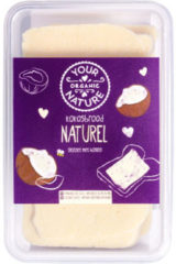 Rode Your Organic Nat Kokosbrood Naturel Met Honing (225g)