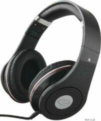 Esperanza EH141K hoofdtelefoon/headset Hoofdtelefoons Hoofdband Zwart