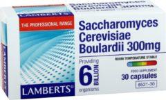 Lamberts Saccharomyces boulardii 300 mg 30 Capsules