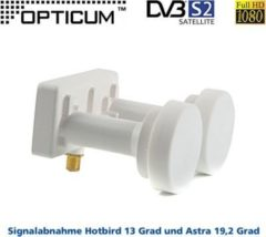 Opticum Monoblock Single LNB LMP-04H Astra-Hotbird