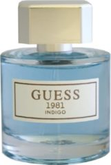 Guess 1981 Indigo 100 ml - Eau de Toilette - Damesparfum