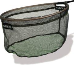 Groene Greys Rubber Spoon Micro Mesh Net Maat - L