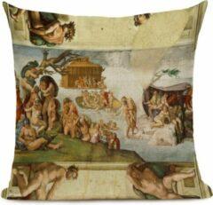 Harani Kussenhoes Italiaanse Renaissance Michelangelo 4