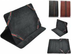 Zwarte Cube U25gt Cover - Sjieke Premium Hoes, zwart , merk i12Cover