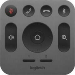 Grijze Logitech Wireless Remote Control for MeetUp
