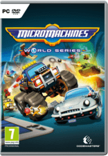 Codemasters Micro Machines World Series PC (CDM094.BX.RB)