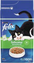 Felix Inhome Sensations - Kip/Granen/Tuingroenten - Kattenvoer - 4 kg