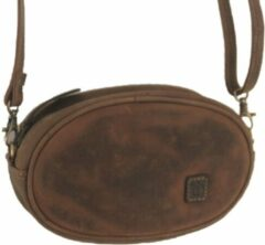 OI Crossbodybag / Riemtasje Bruin Hunter 315H