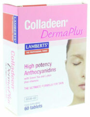 Colladeen derma plus van Lamberts : 60 tabletten