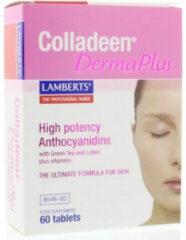 Colladeen derma plus van Lamberts : 60 tabletten