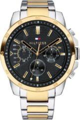 Tommy Hilfiger TH1791559 Horloge - Staal - Zilverkleurig - Ø 46 mm