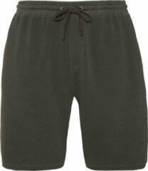 Grijze NXG by Protest GRIM Jogging shorts Heren - Deep Grey - Maat M