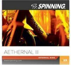Zwarte Spinning® Music CD Volume 23 - Interval Ride