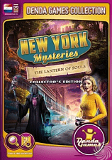 Denda New York Mysteries 3: The Lantern of Souls (Collector's Edition) PC (G18932)