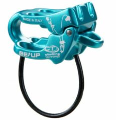 Climbing Technology - Be-Up Belay - Zekeringsapparaat turkoois/blauw