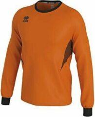Oranje Errea Keepersshirt Malibu - Maat XXS