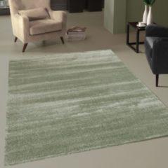 Groene Merinos/karpet24.nl Vloerkleed Topas 330-45 Mint-80 x 150 cm