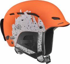 Cébé Dusk JR skihelm kind - Orange Blast-54-56 cm