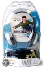Merkloos / Sans marque Wii Ear Force W3 Headphone NintendoWii Turtle Beach Accessoires