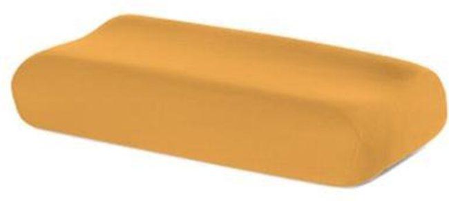Afbeelding van Oranje Kussenovertrek, Schlafgut, Neksteunkussen, geschikt voor alle afmetingen