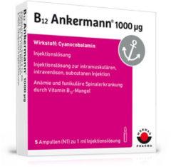 B12 Ankermann 1.000µg Ampullen