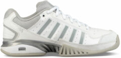 Witte K-SWISS Receiver Dames Model indoor tennisschoenen