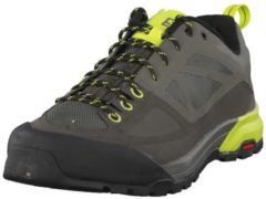 Salomon X Alp Spry Men Herren Berg-/Zugstiegsschuh Größe UK 11 castor grey/beluga/lime