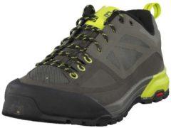 Trail Running Schuhe X ALP SPRY 394509 Salomon Castor Gray/Beluga/LIME PUNCH.