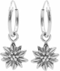 Karma Jewelry Karma Oorringen Hoops Sunflower Zilver