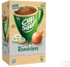 Cup a Soup Cup-a-Soup drinkbouillon rundsvlees met bieslook, pak van 26 zakjes