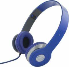 Esperanza EH145B Koptelefoon Techno - Blauw