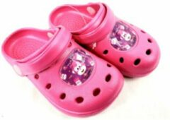 Super Wings Clogs Fuchsia 28/29