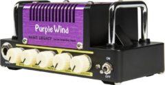 Hotone Nano Legacy Purple Wind 5 Watt gitaarversterker top