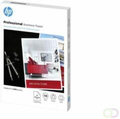 HP 7MV83A papier voor inkjetprinter A4 (210x297 mm) Glans Wit