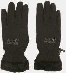Jack Wolfskin Stormlock Highloft Handschoenen Dames Wintersporthandschoenen - Vrouwen - zwart