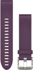 Garmin Ersatzarmband QuickFit Silikon lila 20mm
