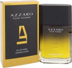 Azzaro - Azzaro Pour Homme Ginger Lover - Eau De Toilette - 100Ml