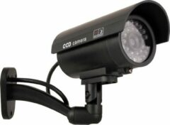 Zwarte Maclean energy IR9000 B Dummy Camera met IR en LED Dummy Camera