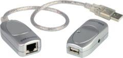 Grijze Aten USB / Converter USB Extender Local Unitto Remote Up To60 meter