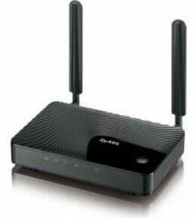 Zyxel LTE3301-M209 draadloze router Single-band (2.4 GHz) Fast Ethernet 3G 4G Zwart