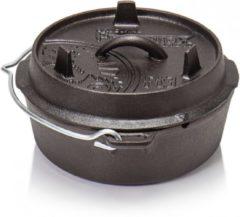 Petromax vuurpot Campingservies en keukenuitrusting zonder poten/ft 3 zwart