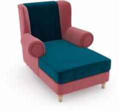 Rosa Max Winzer® build-a-chair XXL Ohrensessel »Madeleine«, zum Selbstgestalten