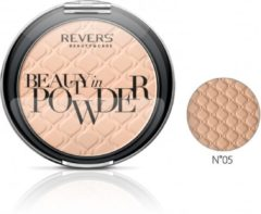 REVERS® Beauty Pressed Powder Glamour #05