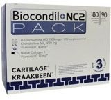 Trenker Duopack Biocondil 180 Tabletten + Nc2 90 Caps (1set)