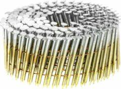 Everwin Draadgebonden Coilnagels   2.8 x 75 mm   Ring RVS bolkop   1500 stuks