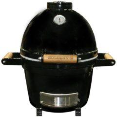 Fonteyn Barbecue Goldens Cast Iron Cooker - Small Zwart
