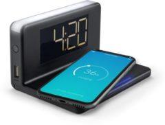 Caliber Audio Technology Inductielader 2000 mA HCG018Qi HCG018Qi/B Uitgangen Qi-standaard, USB Zwart