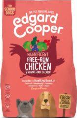 Edgard-Cooper Edgard&Cooper Free-Run Chicken Senior Kip&Zalm&Broccoli - Hondenvoer - 700 g Graanvrij