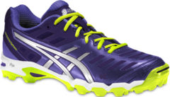 Asics Gel-Hockey Typhoon Senior Dames Paars/Neon Geel | 50% DISCOUNT DEALS